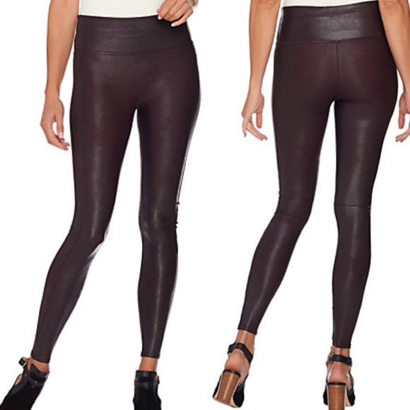 cfcdab58815593 ... Spanx Faux Leather Leggings. M_5a36e2d846aa7c949101ee4d. Other Pants ...